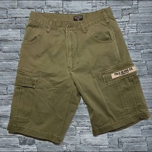 Vintage Polo Ralph Lauren sz 32 men's cargo shorts